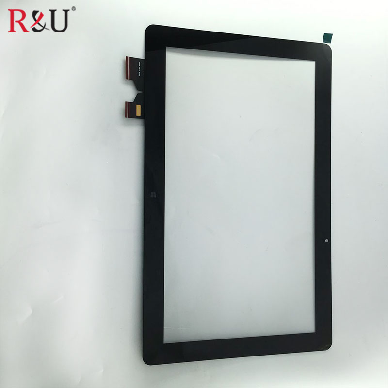 12.5 inch Black Touch Screen Panel Digitizer Sensor outer Glass replacement parts for Asus T300FA 5404R-FPC-1 replacement new touch screen digitizer glass for asus t300fa 5680q fpc 1 12 5 inch black free shipping