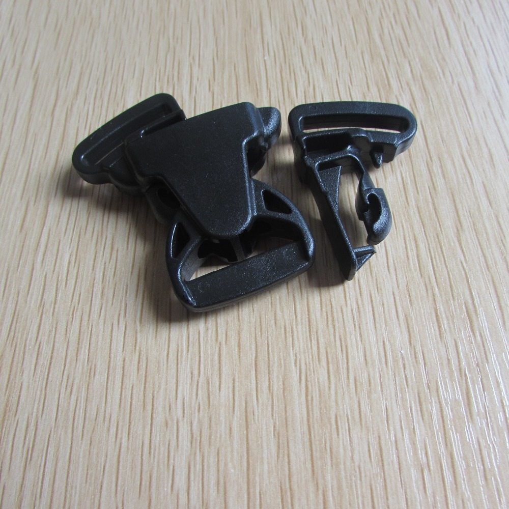 Side Squeeze Buckle