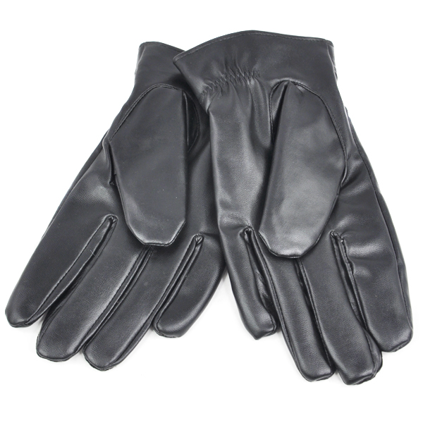 TKOH 2016 Hot Style UK Women Winter Thermal Lined Driving Smart Warm Soft Leather Gloves Button Fasten