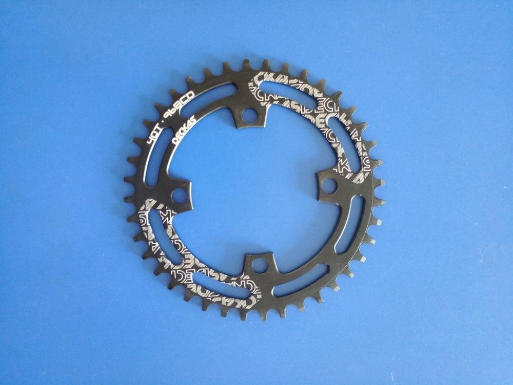 DECKAS96BCD 40/42 / 44T hegyi kerékpár lánckerekű MTB - Kerékpározás