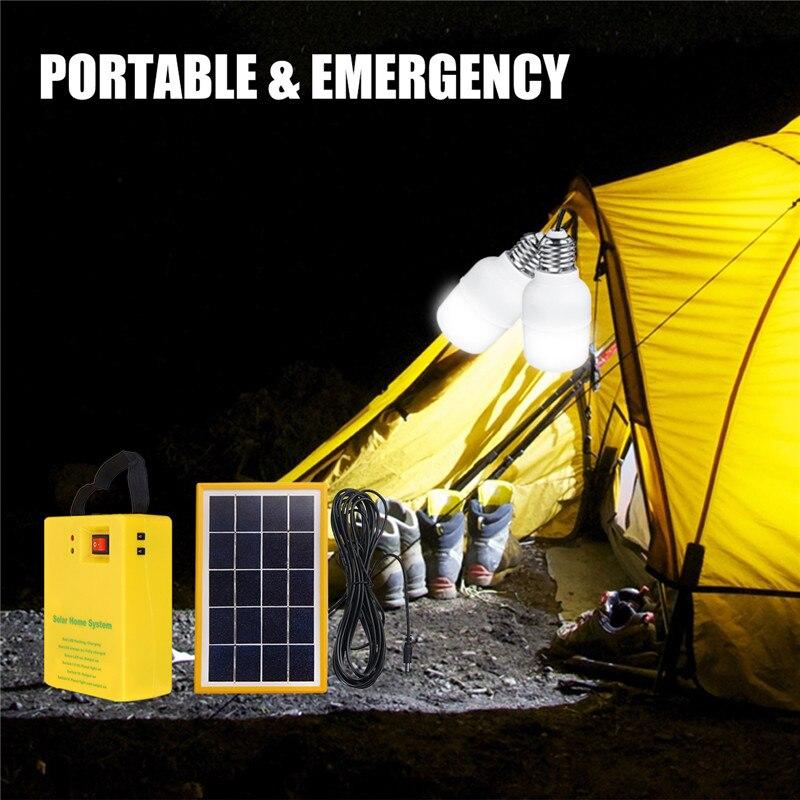 energia solar painel gerador kit com 2