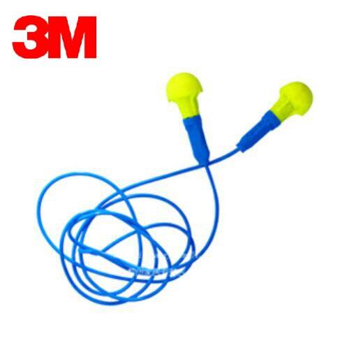 3M 318-1005 Earplugs 5pcs/Lot Sound Insulation Earplugs Anti-noise Earplugs for Sleeping High quality Patent Foam LT037 10pcs lot 3m 312 1213 anti noise classic earplugs small for child women s sleep yellow earplugs ven001
