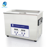 SKYMEN Industrial 4L 4.5L Professional Stainless Steel Ultrasonic Cleaner Hospital Industrial Auto Engine Parts Auto parts