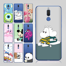 Cute bear Cases for Huawei Mate 10 lite P Smart Case 20 9 Pro P8 P9 P10 2017