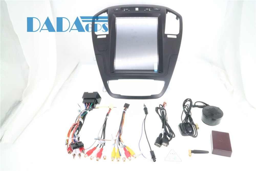 Android 7,1 автомобильный Радио gps навигация для Opel Insignia Vauxhall Holden CD300 CD400 автомобильный стерео, головное устройство SatNav мультимедиа без DVD