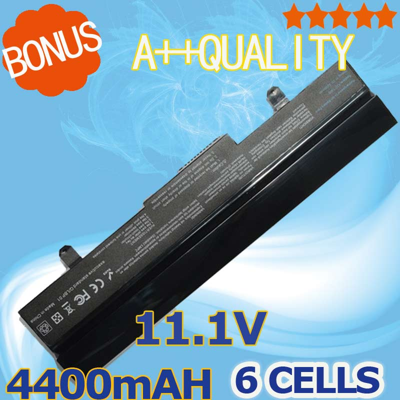 4400mAh battery for Asus Eee PC 1001 1001HA 1001P 1001PQ 1001PX 1005 1005PX 1005H 1005HA 1005P 1005PE 1005PR AL31-1005 AL32-1005 цена