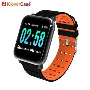 Умные часы, браслет, умный Браслет, водонепроницаемые умные часы для Huawei Honor V20 V10 10i 20i 10 Lite 9 8 8C 8A 8X 7C, браслеты