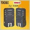 YONGNUO YN-622 N II YN622N II 2 4G HSS1/8000 s для беспроводной вспышки Nikon  триггера ETTL i-TTL HSS  работает с YN-560TX RF605