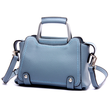 Real Cow Leather Ladies HandBags Women Genuine Leather Bags Totes Messenger Bags High Quality Designer Luxury