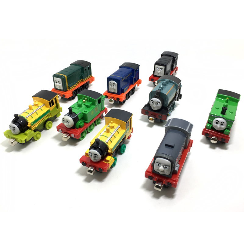 Childrens Thomas and Friends Thomas train set tank engine metal magnetic Trainsmith Toys railway children toys boy car toys