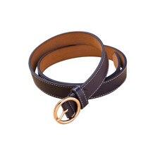 Новое поступление, модные женские винтажные аксессуары, повседневные тонкие женские булавки ремень из искусственной кожи с пряжкой ceinture femme