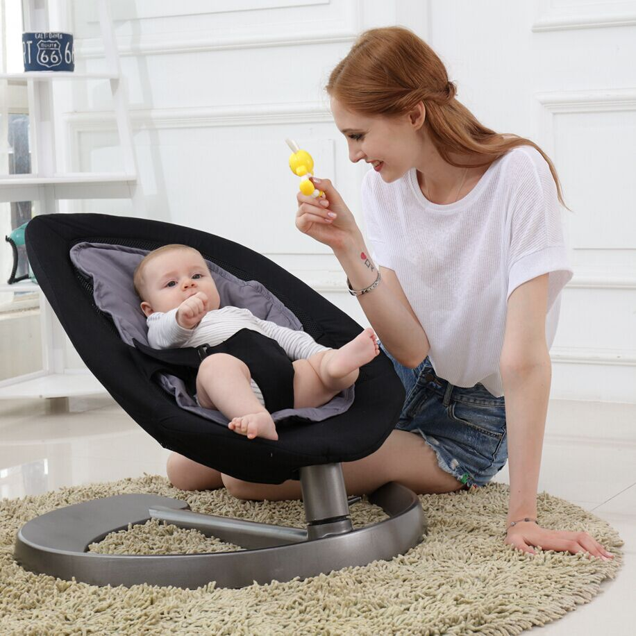 cradle Baby rocking chair baby chair chaise lounge placarders chair cradle newborn emperorship dining chair the lounge chair creative cafe chair