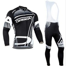 2016 Team ORBEA Long Ropa Ciclismo Cycling Jerseys/Autumn Mountian Bicycle Clothing/MTB Bike Clothes For Man