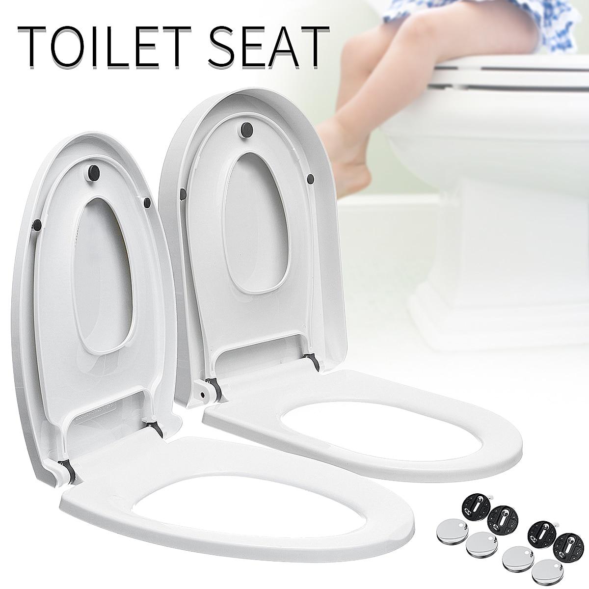 Xueqin 1 pcs Famille Adapté Aux Enfants En Bas Âge Formation Épaissir Siège De Toilette Pot U Type V Type Siège De Toilette Pour enfants famille