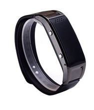D8s Leather Bracelet Bluetooth 3.0 Wristband Healthy Fitness Tracker Pedometer PSG RC Camera Music Player Sync Smart Band