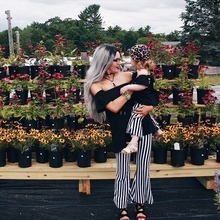 family look mother daughter dress mommy and me clothes family matching outfits mom daughter clothes mum baby dresses clothing family matching outfits mom mommy and me clothes print black and white splice mother daughter dresses family clothing plus size