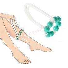 New Roller Body Slimming Massager Foot Calf Magic Shapely Legs Relax