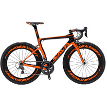 Road Bike T800 Carbon Fiber Frame Cycling Bicycle SHIMANO Ultegra 6800 22 Speed Bicicleta 88MM Wheelset and 25C Tire