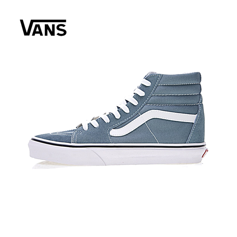 Original New Arrival Vans Men's & Women's Classic SK8-HI Skateboarding Shoes Sneakers Canvas Comfortable VN0A38GE2LJ/OVK ovk design amоrе 40220