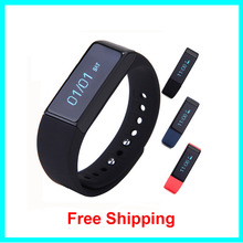 I5 Plus Smart Bracelet Bluetooth 4 0 Waterproof Touch Screen font b Fitness b font Tracker