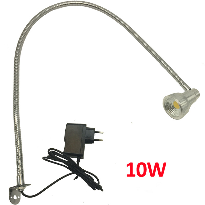 10W 110V/220V/12V/24V Led Machine Light Flexible Pipe