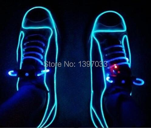 Waterproof 3M Neon Sign Flexible Glow EL Wire Rope LED Strips Neon ...