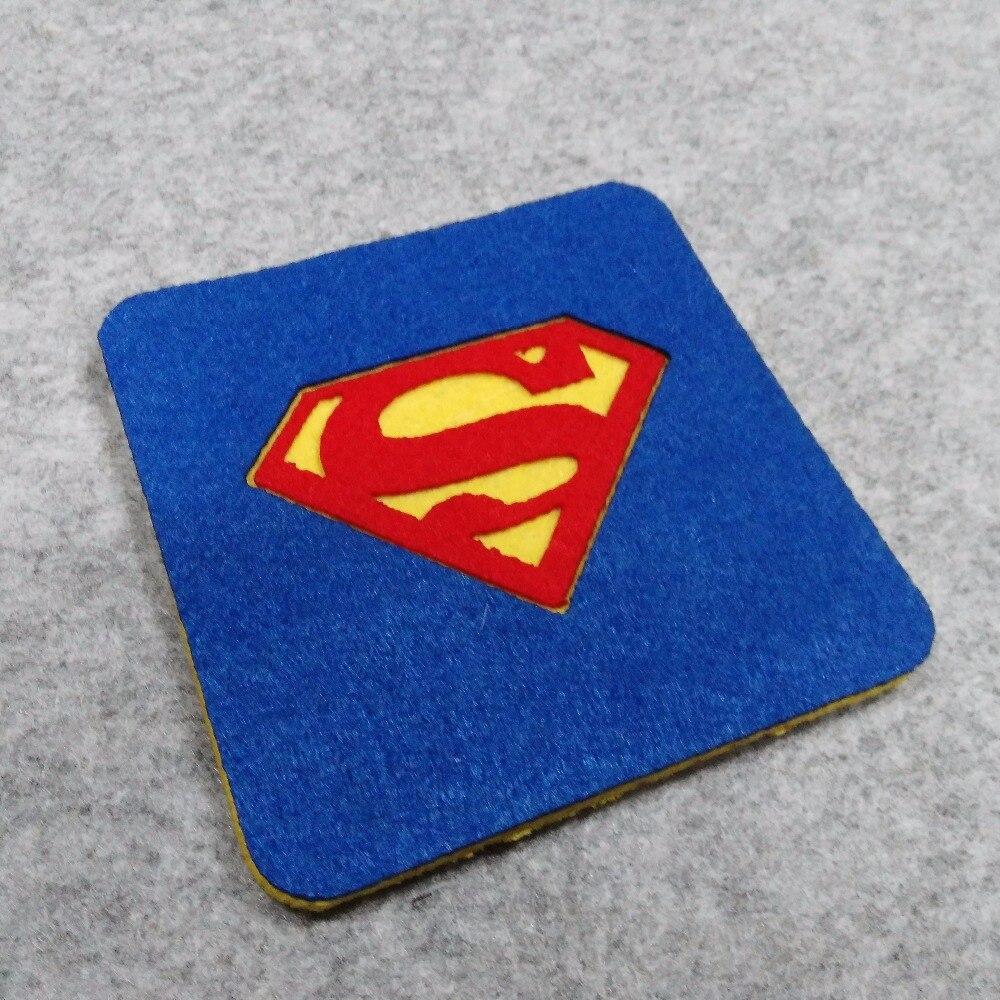 Justice League Tasse Charaktere Flash Superman Wonder Woman Batman Aquaman NEU