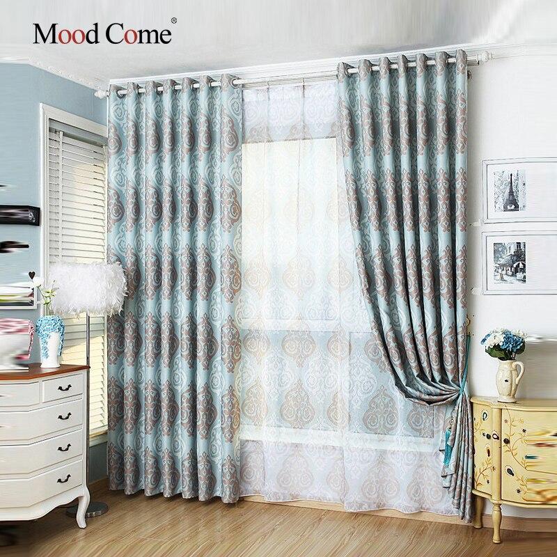 Sky blue curtains living room curtain menzilperdenet for Sky blue curtains for bedroom