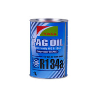 1 litre PAG oil, compressor pag oil,R134A oil,Zone Friendly HFC R 134A,Pag 46H\68H\100H