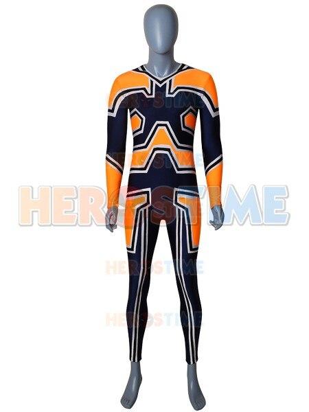 3D Printed My Hero Academia Cosplay Costume Lycra Spandex Superhero Zentai Bodysuit Halloween Party Suit