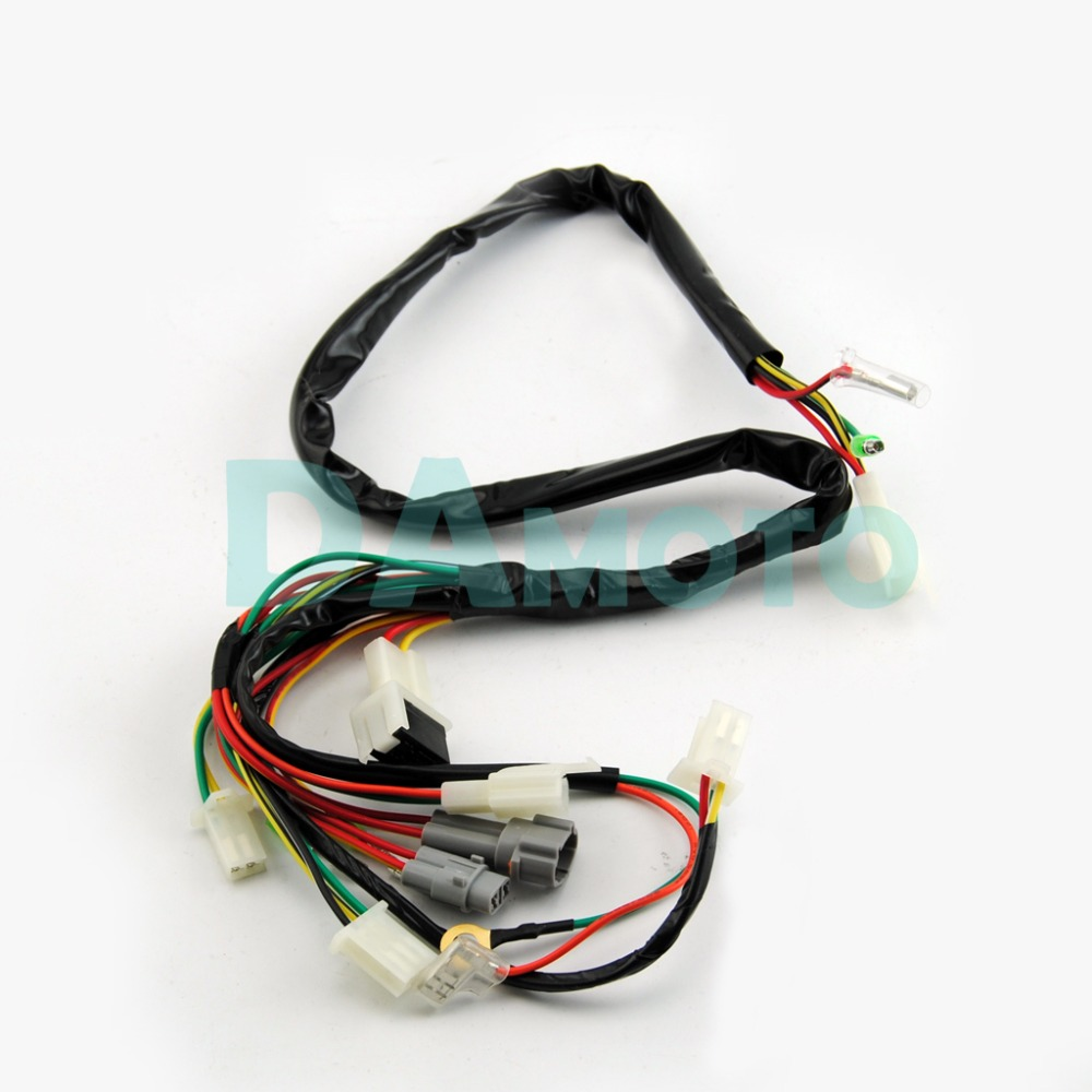 Pw50 Wiring Harness : 19 Wiring Diagram Images Wiring