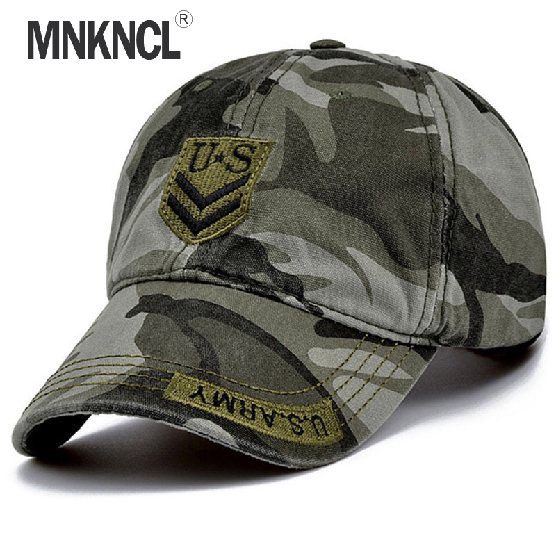 MNKNCL US Air Force One Mens Baseball Cap Airsoftsports Tactical Caps High Quality Navy Seal Camouflage Snapback Hats Cap Men mnkncl high quality camouflage skull embroidery baseball cap 100