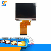 Wholesale New 3 5 Inch HD TFT LCD Display For Satlink WS 6906 Lcd Screen Satlink