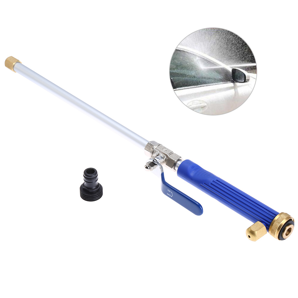 CARGOOL Car Water Gun High Pressure Washer Wand Auto Spray Water Hose Wand Water Hose Wand Spray Nozzle with Adapter