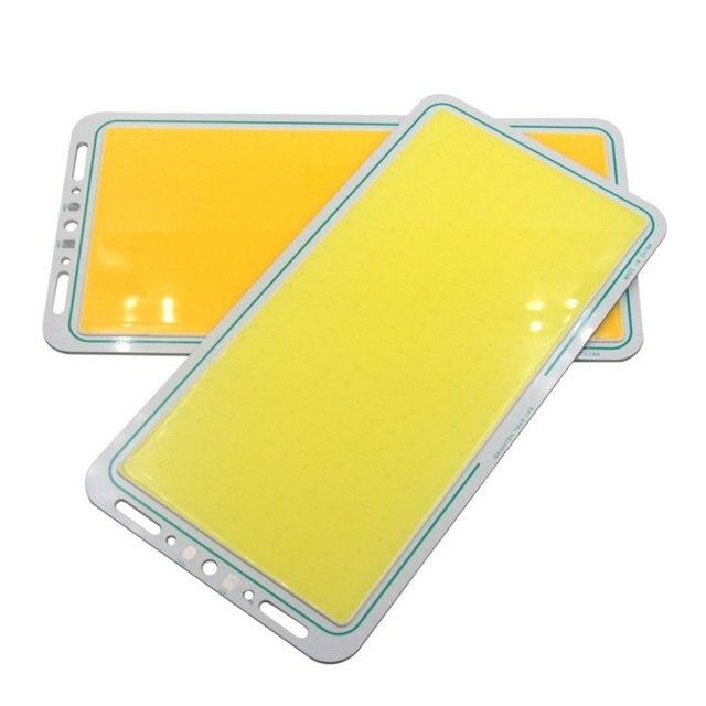 Cimiva LED Panel Lights 12V 70W 7000LM Strip COB Chip Lamp flicker No UV Band for Car