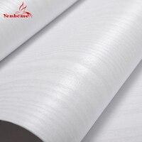 5M Wood Grain Wallpapers PVC Striped Wall Paper Black Mural Rolls For Living Room Bedroom TV