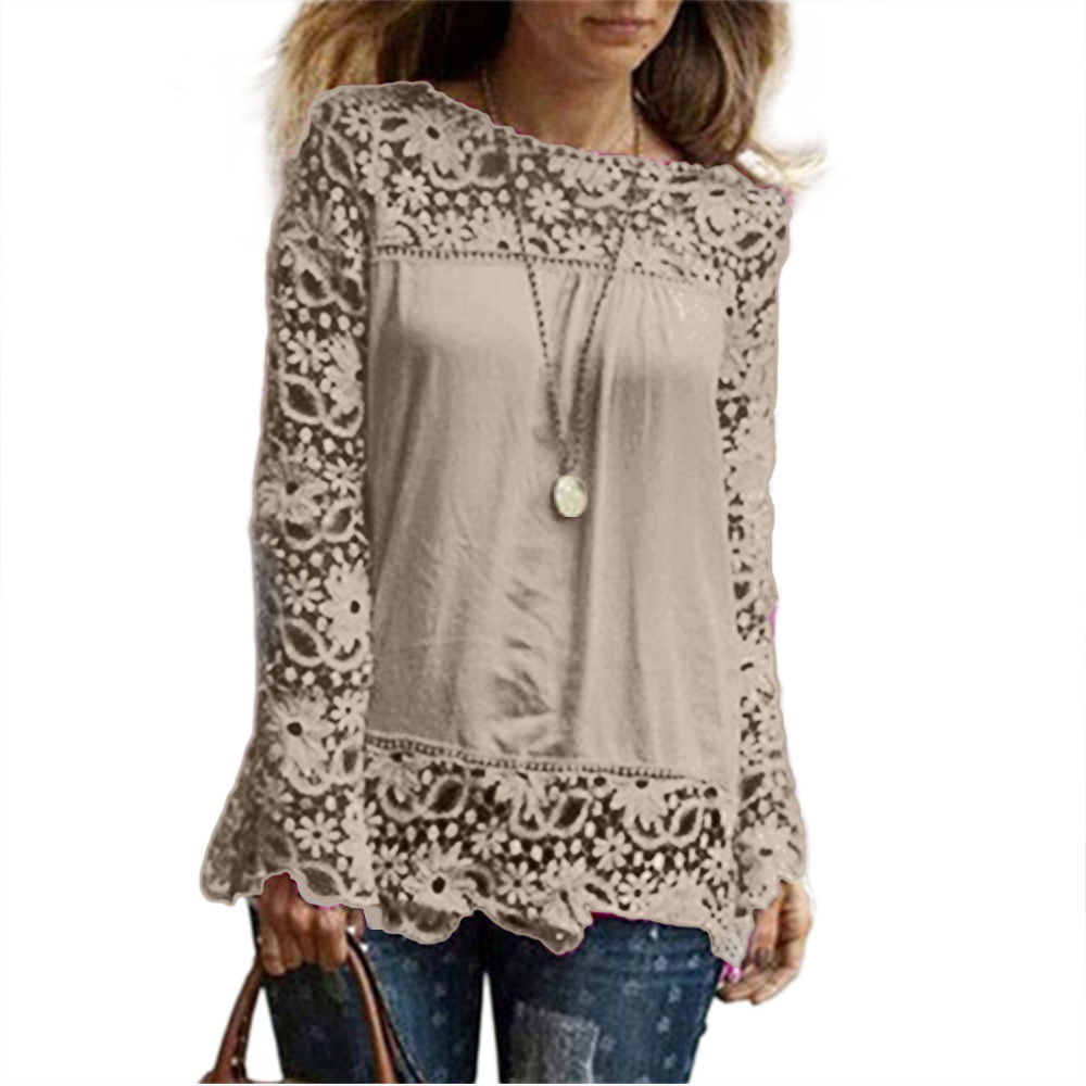 Trendy women blouses scarf blouse top for Plus size summer shirts