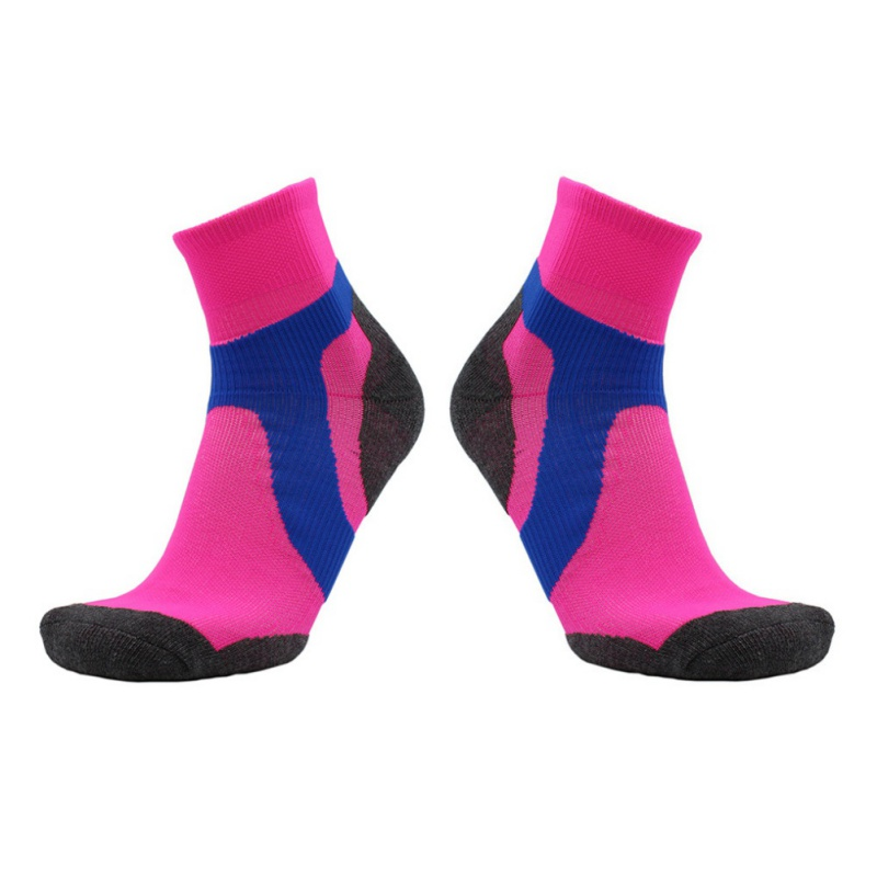 Multi Colors Flexible Hiking Socks Comfortable Sport Sock Camping Hiking Quick-Drying Summer Spring Breathable Socks New