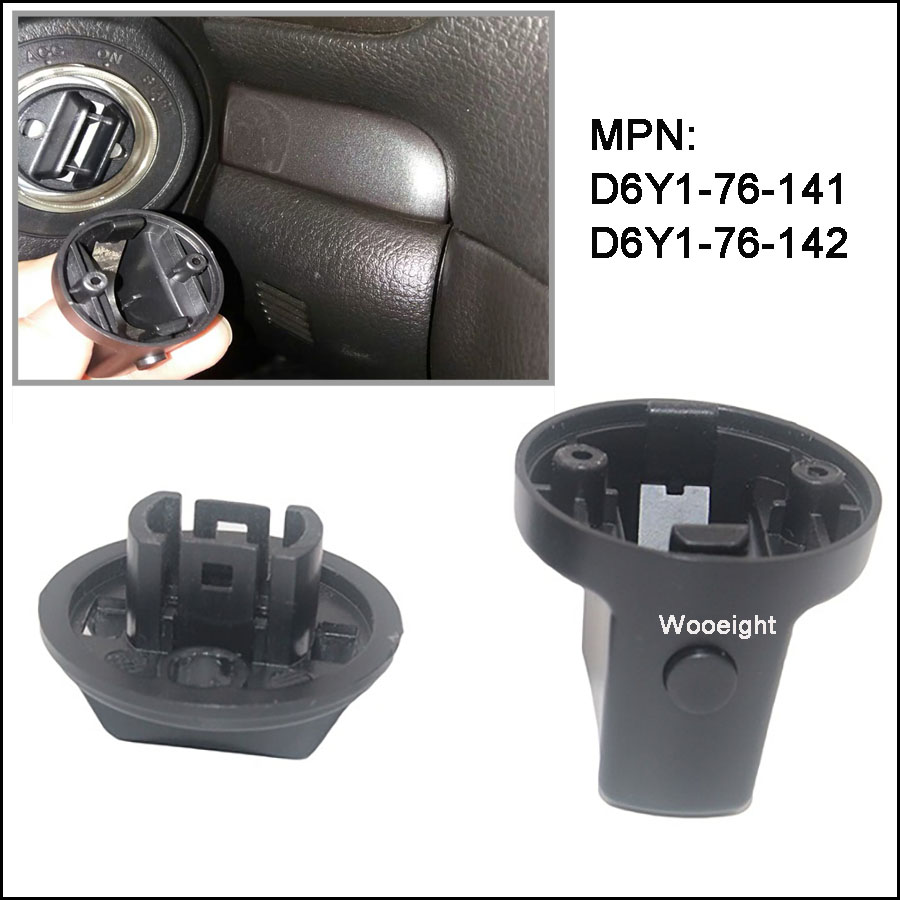 For Mazda 6 CX7 CX9 Ignition Key Push car Turn Knob Ignition Switch Button Base