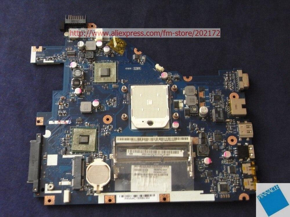 MBR4602001 Carte Mère pour Acer aspire 5552 5252 Passerelle NV50A PEW96 L01 LA-6552P 461942BOL01