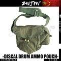 Оригинальный барабанный мешок Aamy ТИП 56 с боковой сумкой  пули  походы  охота  кемпинг CN/10402