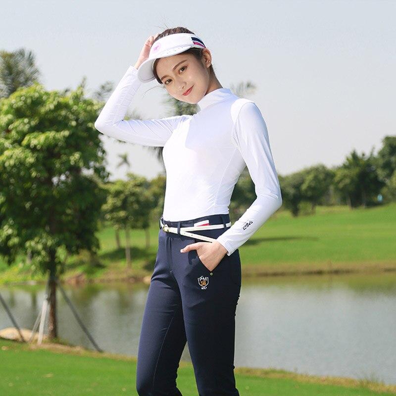 Marca de Verão protetor solar Magro Camisa Mulheres manga cheia - Roupas esportivas e acessórios