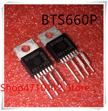 NEW 10PCS/LOT  BTS660P BTS660 TO-220-7 IC