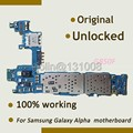 100% working Original Motherboard Mainboard For samsung galaxy  Alpha G850F  motherboard With Full Chips Logic Board