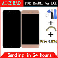 AICSRAD For Xiaomi Redmi 5A LCD Display And Touch Screen Digitizer Screen Touch Panel Repair Parts