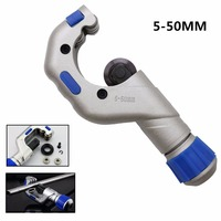 5 50mm Bearing Pipe Cutter Stainless Steel Tube Scissor Copper Aluminum Pipe Shear Hand Tools HY84