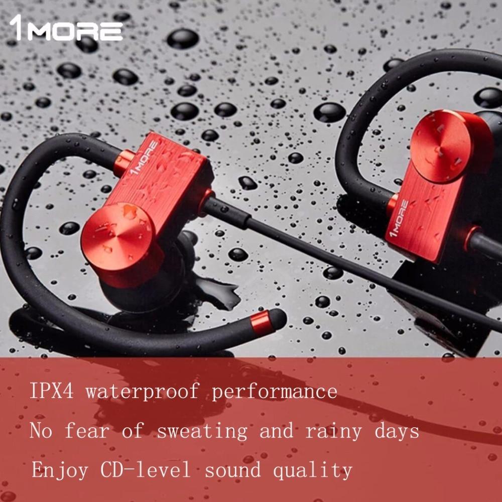 ФОТО 1MORE Hanging ear type Bluetooth headset Anti-sweat waterproof