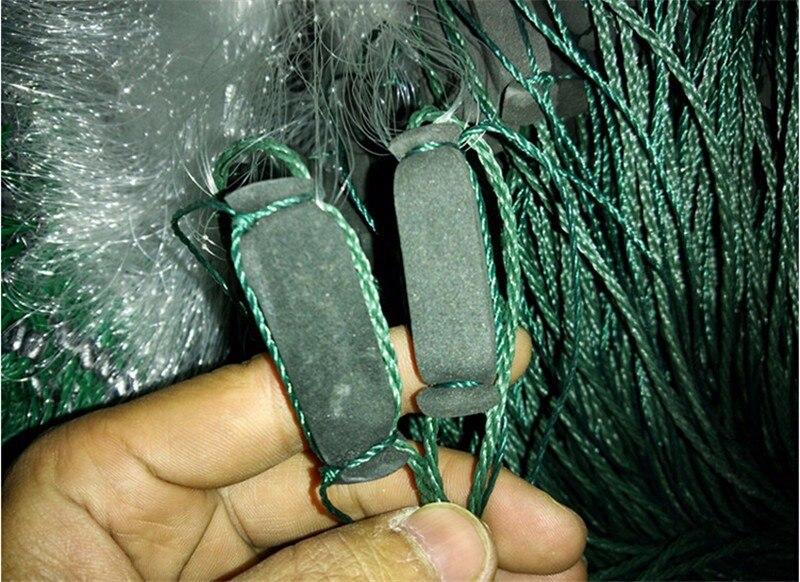 Linha de nylon grosso H5m * L100