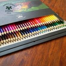 Ensemble de Crayons de couleur à l'huile, 72 couleurs, dessin pour enfants, crayon de couleur arc-en-ciel, Art Buntstifte