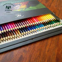 72 Colors JOSEPH Colored Pencils Set Carton Oily Colour Pencils for Drawing Kids Colouring Pencil Rainbow Crayons Art Buntstifte